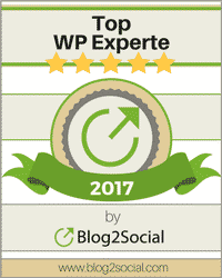 WordPress Experte Blog2Social